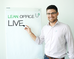 LEAN Office Live - 1 Tag