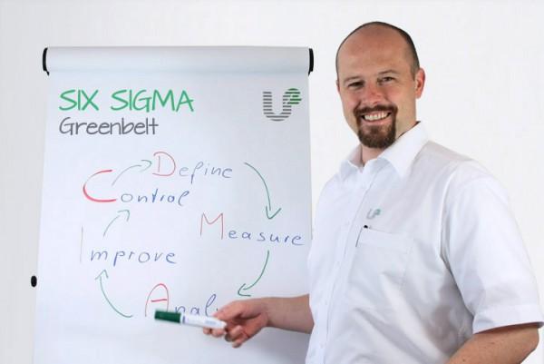 Six Sigma Green Belt - 10 Tage