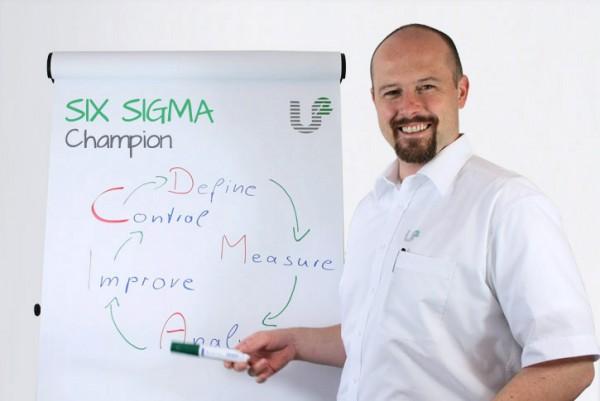 Six Sigma Champion - 1 Tag